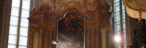 Kostel sv. Šimona Judy, Dušní ulice, Praha, interiér