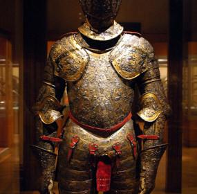 Zbroj francouzského krále Jindřicha II.
