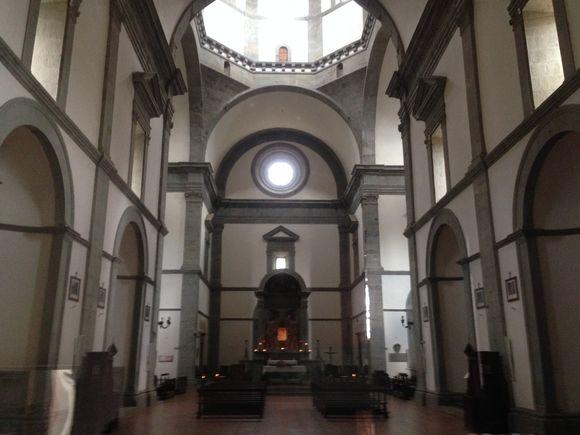 Pohled do interiéru, foto: Ondřej Slanina