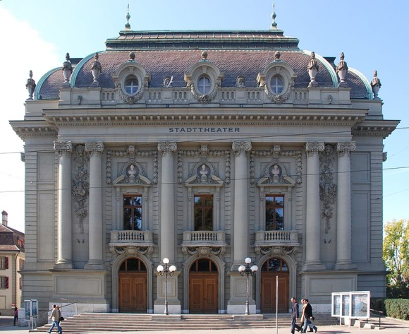 Městské divadlo Bern