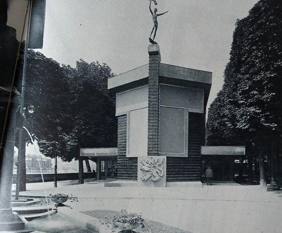 Pavillion of CZechoslovakia / Československý pavilon