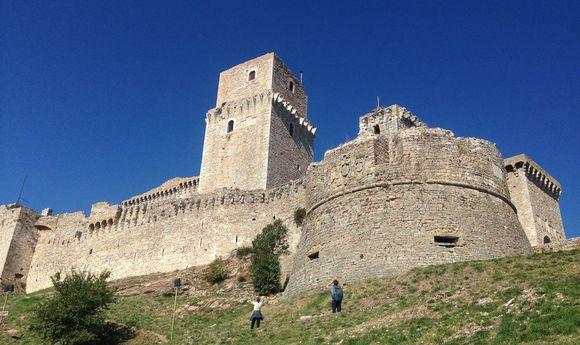pevnost Rocco Maggiore