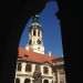 Loreta Praha - pohled z ambitu / Prague´s Loreto - view from ambit