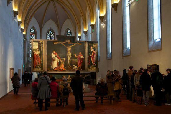 matthias grunewald insenheim altarpiece, photo lars nilse