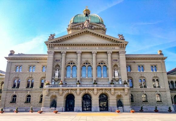 Švýcarský parlament